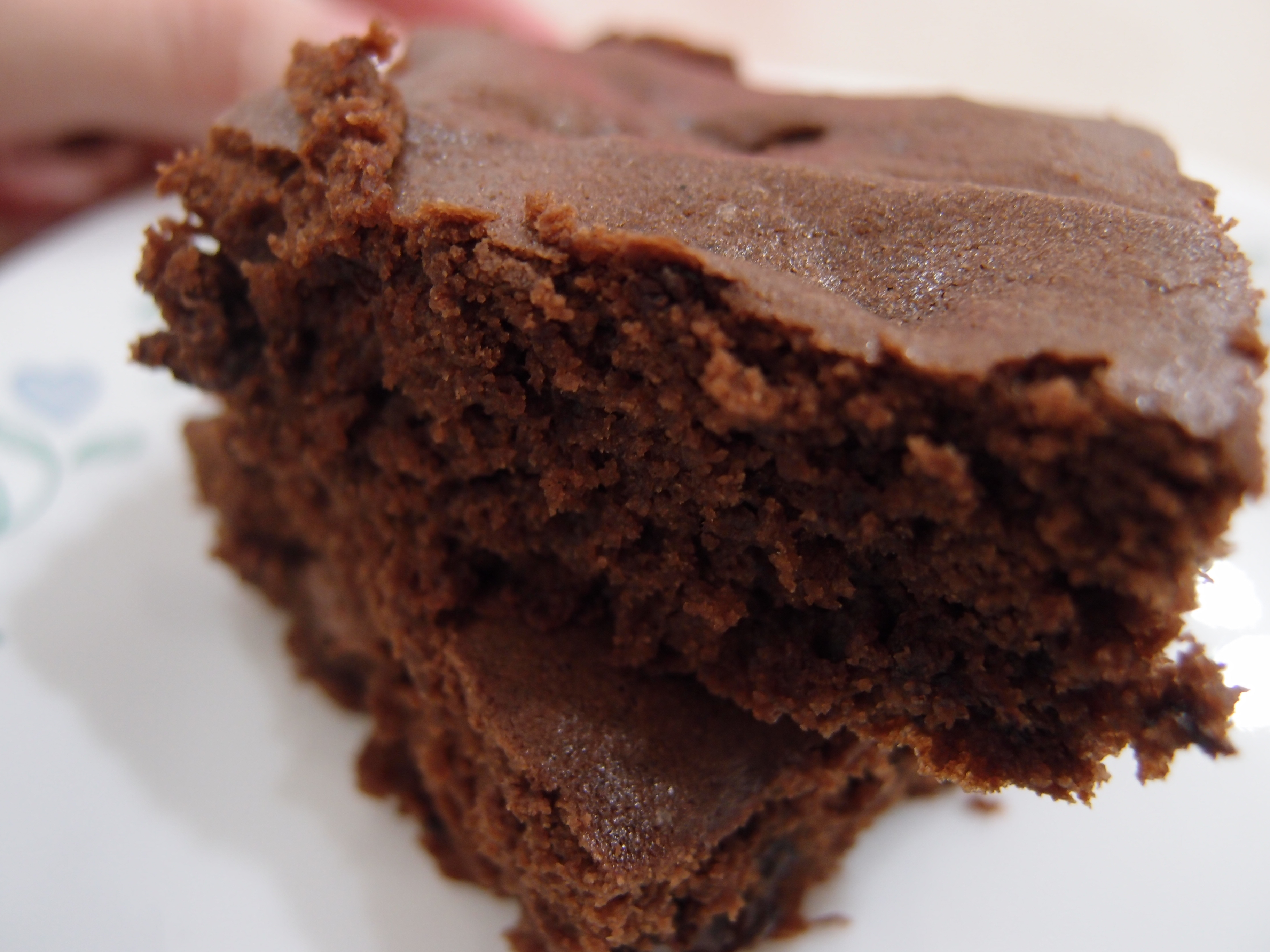 Triple Chocolate Brownies « Warm Toasty Muffins