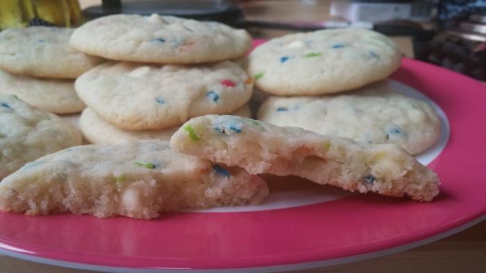 Warmt Toasty Muffins Funfetti